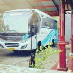 sewa bus medium solo