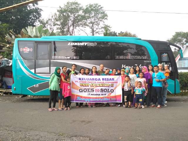 Sewa Bus Medium Semarang Pati