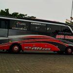 bus pariwisata solo dan sekitarnya