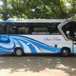 sewa bus semarang solo
