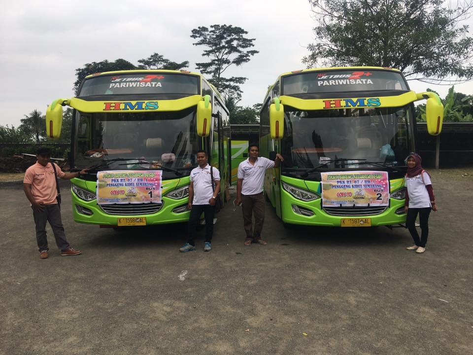 Sewa Bus Medium di Kudus