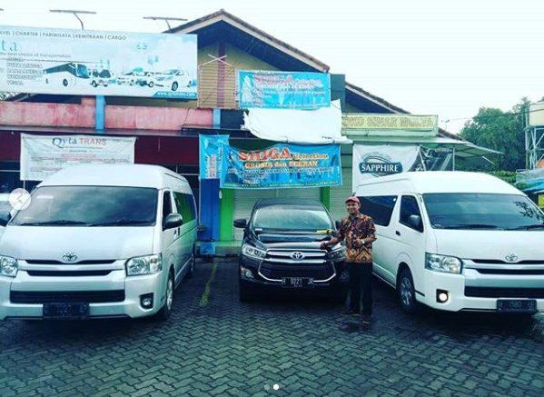 Sewa Mobil Ranggawarsita Rent Car Semarang Jawa Tengah