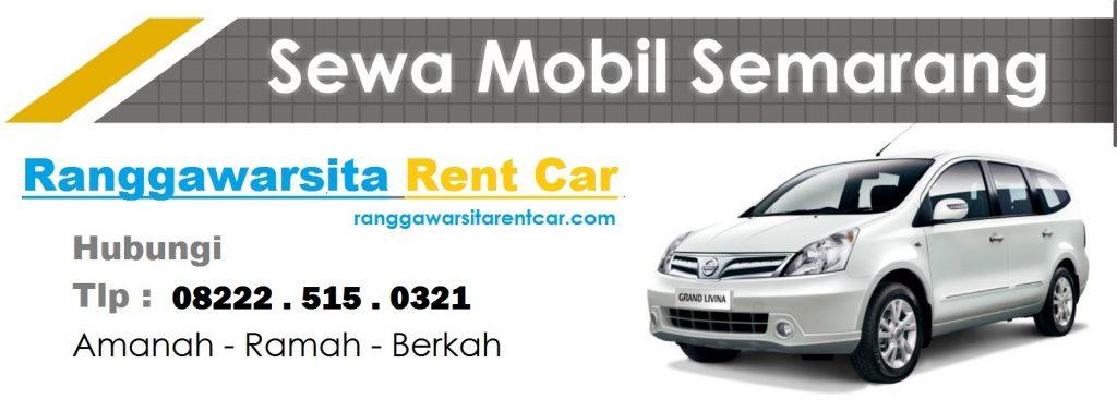 Sewa Mobil Semarang Jawa Tengah ranggawarsita rent car