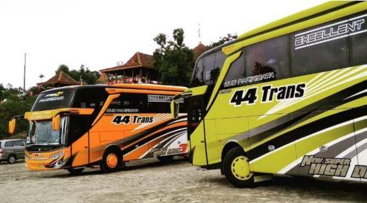 Harga Sewa Bus Pariwisata Batang