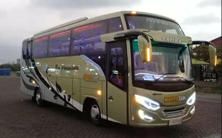 Sewa Bus Pariwisata Medium Kendal