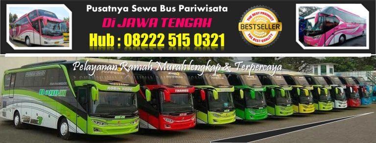 Sewa Bus Pariwisata Jawa Tengan