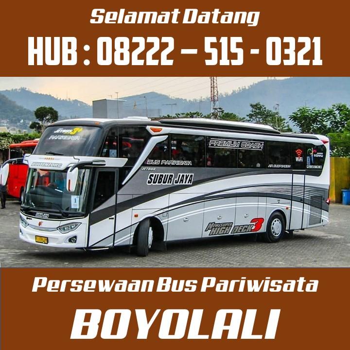 Sewa Bus Boyolali