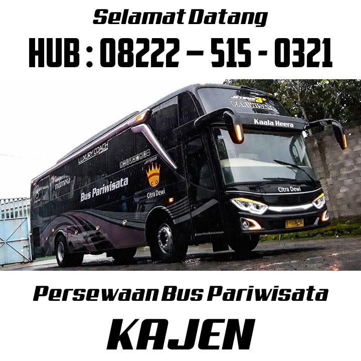 Harga Sewa Bus Pariwisata Kajen