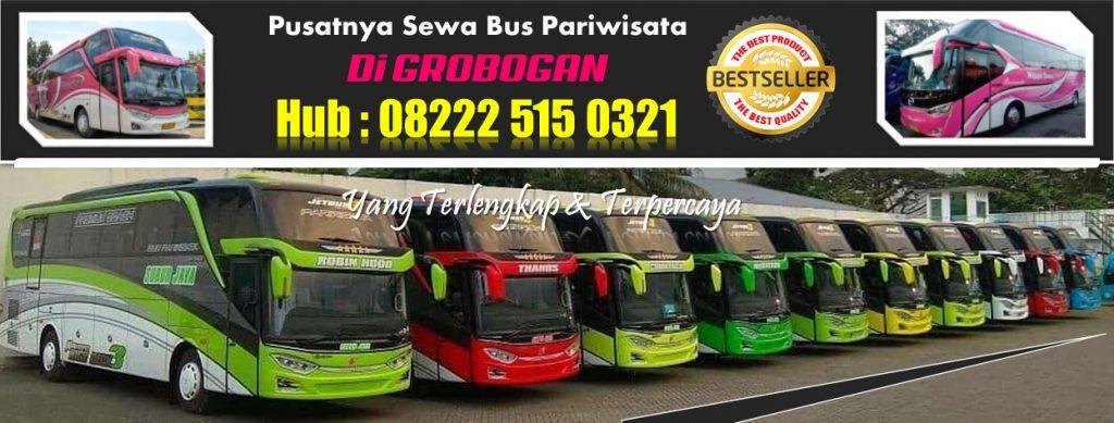 Sewa Bus Pariwisata Grobogan