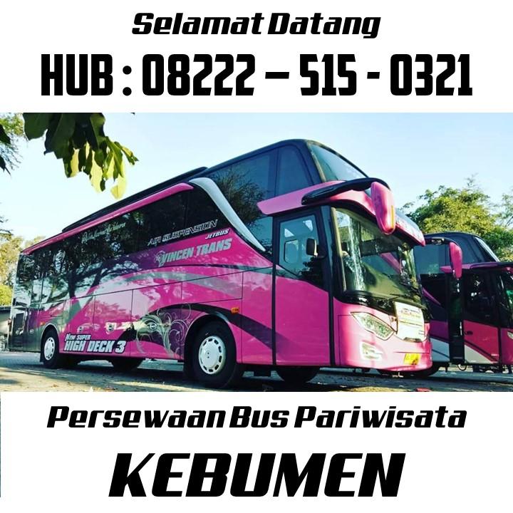 Harga Sewa Bus Kebumen