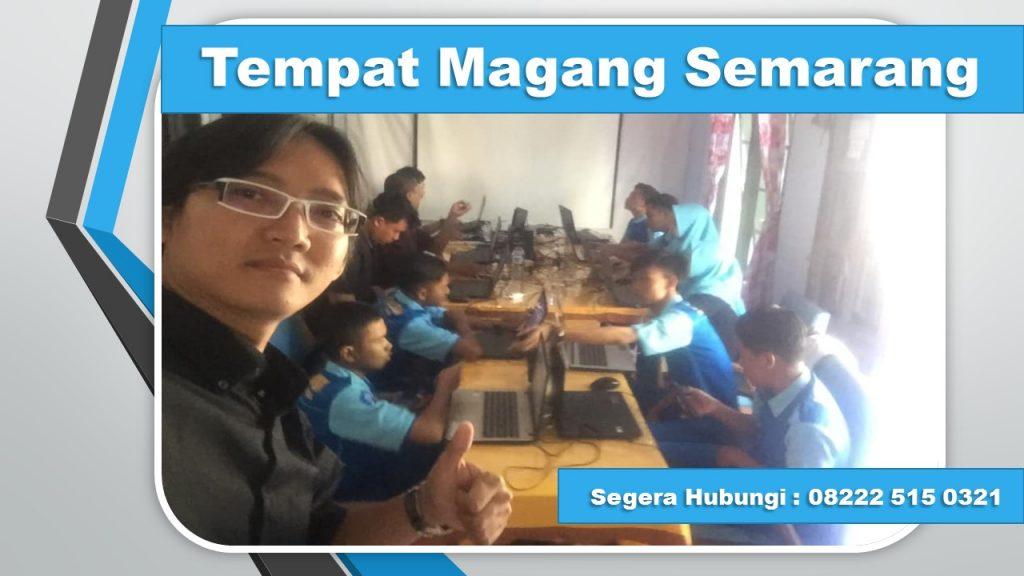 Tempat Magang Semarang